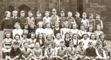 Leith Walk Primary School class 1950