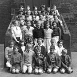 Leith Walk Primary School  -  Final Year 1957