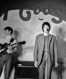 Edinburgh Groups in the 1960s  -  'The Moonrakers'  -  Graeme (Grum) Taylor + John Wykes