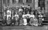 Moray House School  -  Priimary 1, 1918