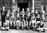 Moray House Secondary School  -  Rugby 1st XV, Season 1958