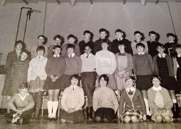 Muirhouse Primary School Class - around 1967