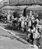 Murrayburn School Rail Outing  -  1961