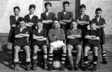 Niddrie Marischal School Football Team, 1951-52