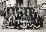 Niddrie Marischal School  -  Dinner Monitors  -  1951