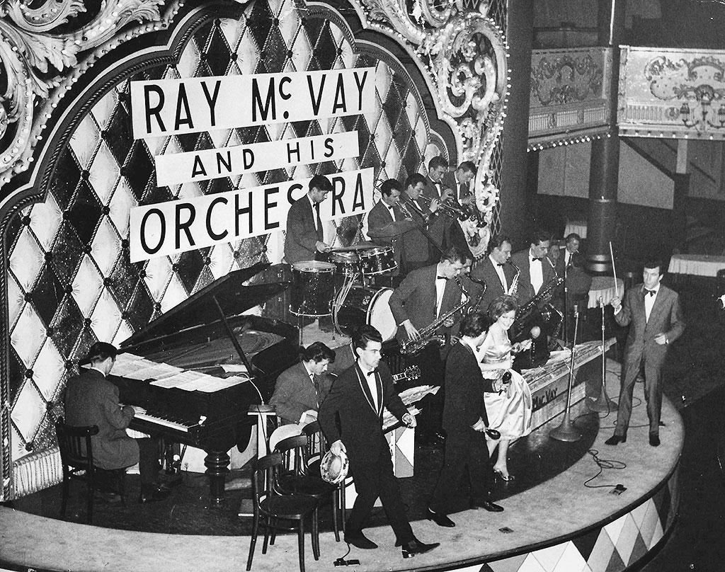 Jack Parnell His Orchestra Braziliana