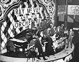 Ray McVay and his Orchestra on stage at The Palais de Danse, Fountainbridg, Edinburgh - 1962