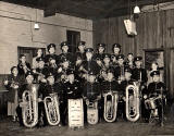 Band of the Royal Blind Assylum  -  Around 1954-56