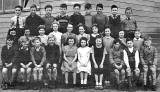 A class at Royston Primary Schoo Annex  -  c.1945-46