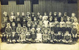 Sciennes School Class  -  around 1920