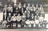 Sciennes School Class, around 1953-55