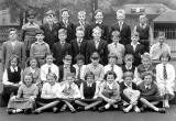 A class at Sciennes School, probably photographed in 1960.