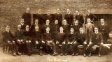 Shipyard Apprentices - 1909.  Are they Henry Robb workers?