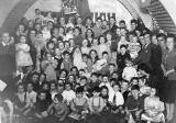 Christmas Party, 1950 at the former Prisoner of War Camp, Sighthil