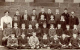 Year Six at TorphichenStreet School, Edinburgh - 1906