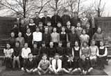 Tynecastle Secondary School  -  class photo  -  1938