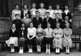 Tynecastle Secondary School, Class 2C1  -  1951