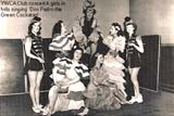 YWCA Club Concert  -  Photograph taken around 1946-52