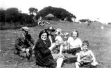 Picnic at Edinburgh Zoo, 1940-41