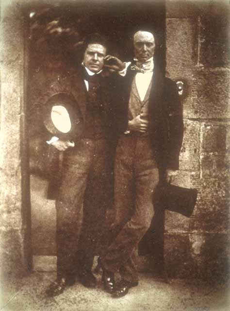 David Octavius Hill and William Borthwick Johnstone