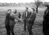 My Photos -  St Bede's Grammar School  -   In the school grounds  -  Squeeze  -  1962