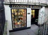 Lonsdale & Dutch  -  Edinburgh Tinsmith and Lantern Maker  -  2007
