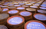 North British Distillery, Cooperage, West Calder  -  1995