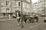 St Cuthbert's Milk Deliveries  -  January 1985