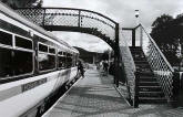 Scottish Railway Stations  -  Strathcarron  -  1 July 1999