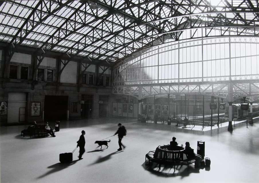 Scottish Railway Stations - Aberdeen - 9 Sep 1999