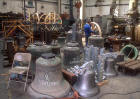 Whitechapel Bell Factory  -  Bells Ready for Delivery