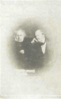 Carte de Visite  -  Brewster and Talbot