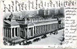 Post Card  -  The Museum of Antiquities, now named the Royal Scottish Academy, Princes Street  -  Wrench Series