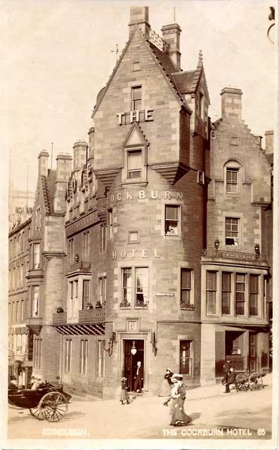 Hotels Near Market Street Edinburgh