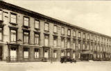 Grosvenor Hotel, 5-22 Grosvenor Street, Edinburgh  -  Photograph taken perhaps around 1930