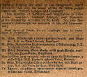 Description on the back of a Stereo View of St Giles Cathedral in the Royal Mile  -  Underwood & Underwood