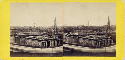 Stereo view by an unidentified photographer  -  National Gallery