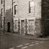 No 1 East Thomas Street  at the NE corner of the street  -  1973