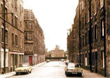 Fort Place to North Fort Street, 1978