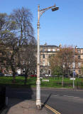Lamp Post in Glenfinlas Street, New Town, Edinburgh