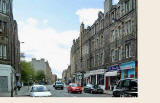Gorgie Road  -  2008 photograph