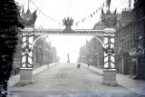 Hanover Street  -  Coronation Arch to King Edward VII, 1902