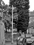 Infirmary Street Lamp Posts, 2009