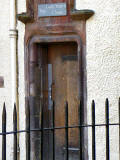 2 Lady Stair's Close - door - 2010