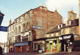Lauriston Place, Tollcross  -  buildings now demolished, 2006