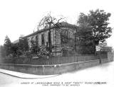 The corner of East Trinity Road and Laverockbank Road  -  1909