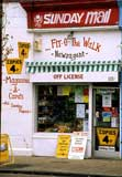 Edinburgh Shops  -  103 Leith Walk  -  1995