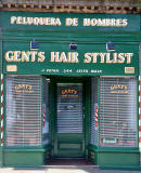 244 Leith Walk  -  Gents' Hairr Sryling  -  1999