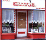 244 Leith Walk  -  Gents' Hairr Sryling  -  1993