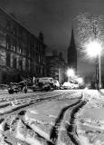 Lutton Place  -  Winter Night in the Snow